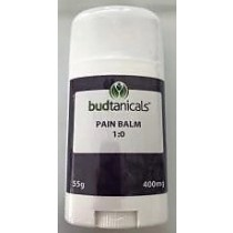 Budtanicals Pain Balm 1:0 (400mg THC)