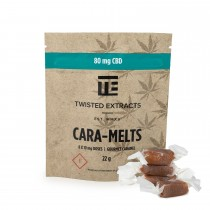 CBD Cara-Melts (10mg CBD ea.) – 8 pack