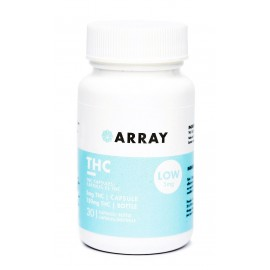 Array THC Capsules - 5mg THC (30 Count Bottle)