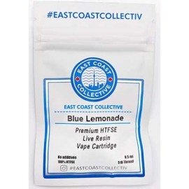 Premium HTFSE Vape Cartridge | Blue Lemonade
