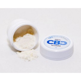 99% CBD Isolate - Nutraceutical Grade