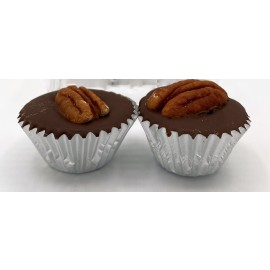 Chocolate Caramel Pecan Cups - Indica (120mg THC)