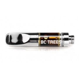 BC Trees Indica Blend - 0.5ml Refill Cartridge - 58.5% THC