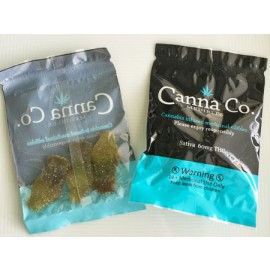 Sour Gummies 60mg THC (Indica)