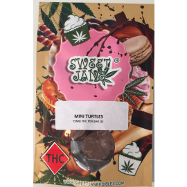 Sweet Jane - Mini Turtles (225 mg THC)