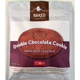 Double Chocolate Cookie (30mg THC)