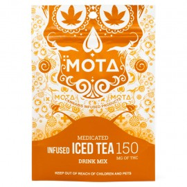 MOTA Iced Tea Mix (150mg THC)