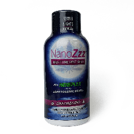 NanoZzz Nighttime Tincture Shot - Dreamberry Flavour (2MG CBD)