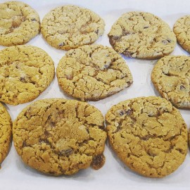 Oatmeal Cinnamon Raisin Cookie (260mg THC) - Indica