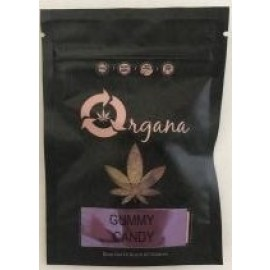 Organa Gummy Candies - 100mg THC/25mg CBD
