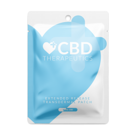 CBD Transdermal Patch (40mg per patch) 8-Pack