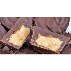 Peanut Butter Chocolate Cups 50mg BHO