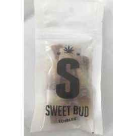 Sweet Bud Cola Bottle Gummies (100mg THC)