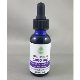Juicy Edibles THC Tincture (1000mg THC)