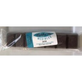 Toasted Coconut Chocolate Bar - Sativa (300mg THC)