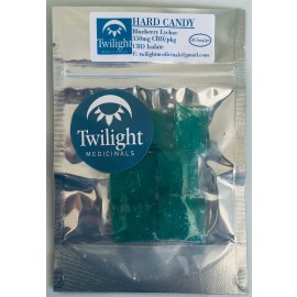 Twilight Hard Candy - Blueberry Lychee (350mg CBD/pack)