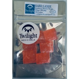 Twilight Hard Candy - Strawberry/Banana/Mango (450mg CBD/pack)