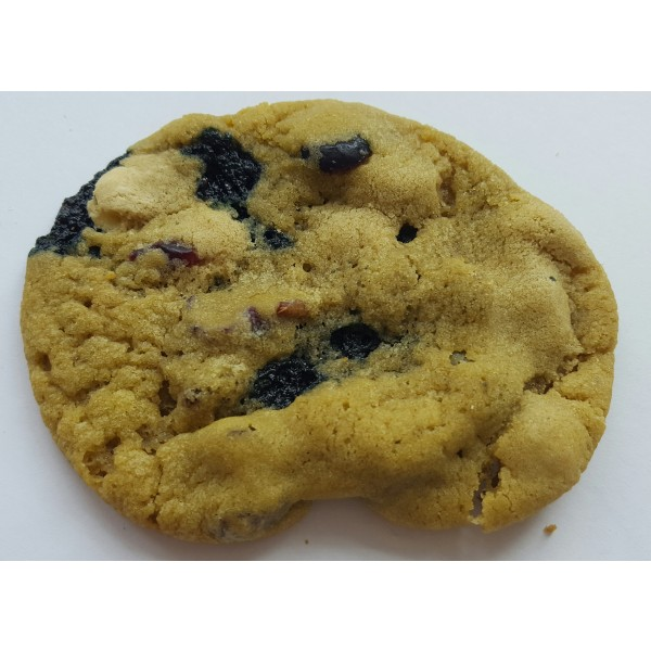 Medicated Berry Lemon Cookie