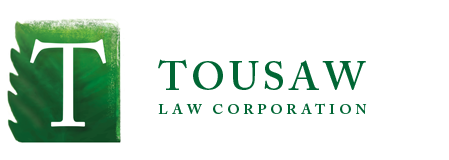 Tousaw Law Web Mast